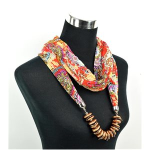 Foulard Bijoux polyester Collection 70961