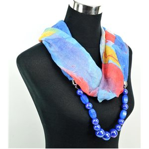 Foulard Bijoux polyester Collection 2017 71059