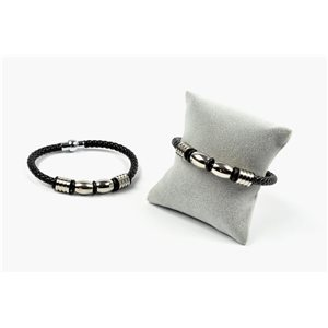 Bracelet Jonc aimanté Mode Mixte 60mm Collection TorK Design 72973