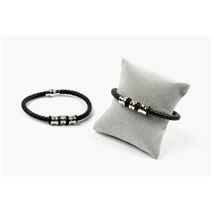 Bracelet Jonc aimanté Mode Mixte 60mm Collection TorK Design 72974