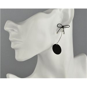1p Boucles Oreilles Pendantes à clou Collection Graphika 2018 73835