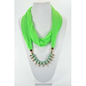 Collier Foulard Bijoux New Collection 59640