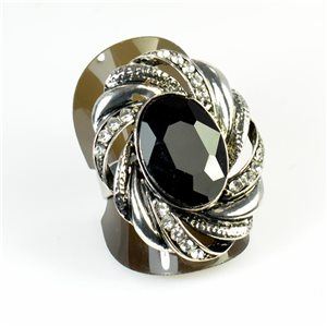 Bague Strass réglable New Style Full Strass 65970