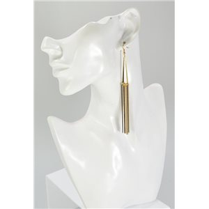 Ears pendant earrings 1p Fashion Chic Spring Collection 67455