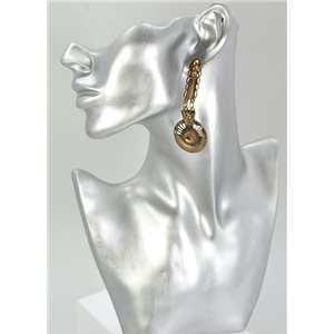 1p Earring New Vintage Fashion Collection Spring 68044