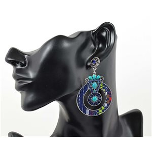 1p Earrings ATHENA TOP Ethnic Collection Summer 69407