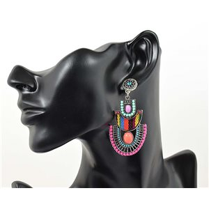 1p Earrings ATHENA TOP Ethnic Collection Summer 69410