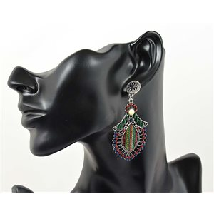 1p Earrings ATHENA TOP Ethnic Collection Summer 69416