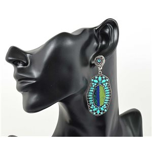 1p Earrings ATHENA TOP Ethnic Collection Summer 2016 69448