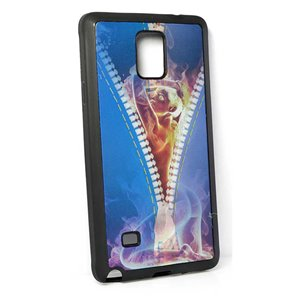 Coque silicone anti-chocs pour Samsung Galaxy Note4 Coque 3D Hologramme 65219