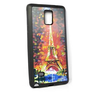 Coque silicone anti-chocs pour Samsung Galaxy Note4 Coque 3D Hologramme 65225