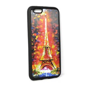 Coque silicone anti-chocs pour iPhone 6 Coque 3D Hologramme 65144