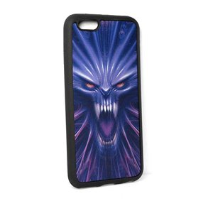 Coque silicone anti-chocs pour iPhone 6 Coque 3D Hologramme 65145