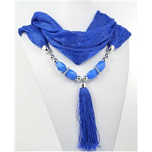 Collier Foulard Bijoux Polyester New Collection 2017 70922