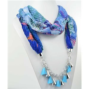 Collier Foulard Bijoux Polyester New Collection 70977