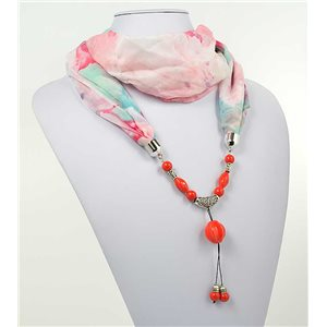 Collier Foulard Bijoux Polyester New Collection 2017 71011