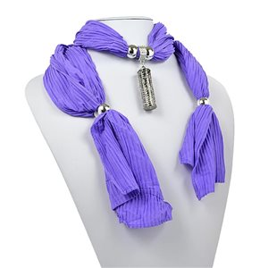 Collier Foulard Bijoux Polyester New Collection 70946