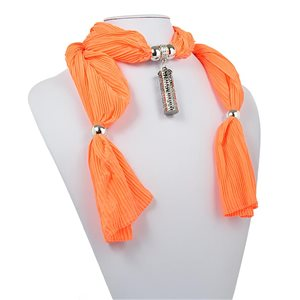 Collier Foulard Bijoux Polyester New Collection 2017 70947