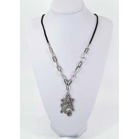 XXL Fashion Pendant Necklace Gothic 54777