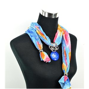 Foulard Bijoux polyester Collection 70955