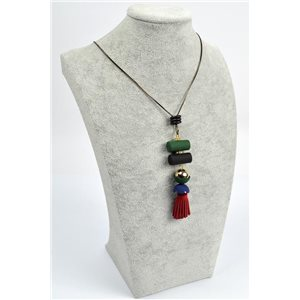 Necklace 70cm jewelry new design collection graphika 72903