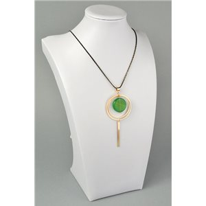 Necklace Long necklace 75-80cm Jewelry New Collection Graphika Chic 73863
