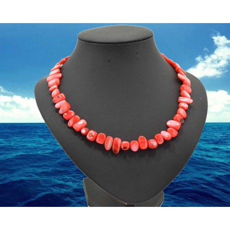 Pearl Necklace Jewelry varnish L50cm 62078