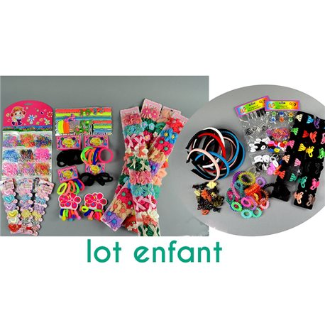 READY TO LAUNCH Lot Hair Special Children 74005