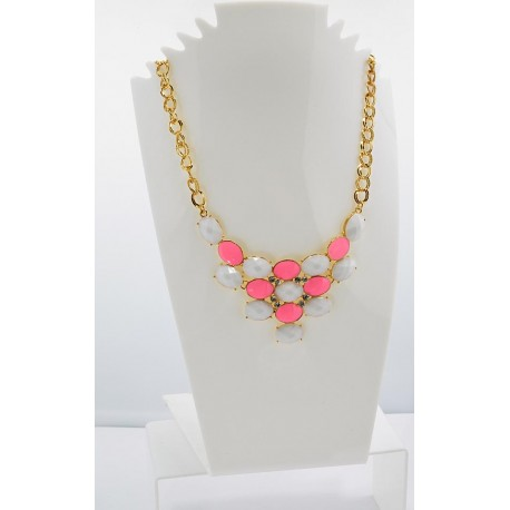 Email Creation necklace ATHENA Princess and Strass 62150