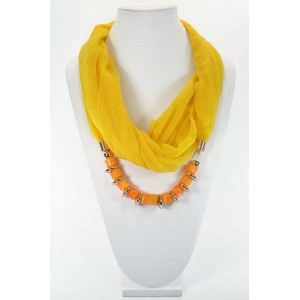 Foulard Bijoux Polyester New Collection 59664