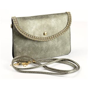 Sac Pochette Femme en Cuir PU 18*13cm New Collection 77031