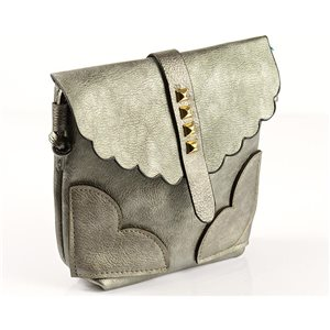 Sac Pochette Femme en Cuir PU 18*18cm New Collection 77025