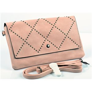 Women's Pouch Bag in PU Leather 27 * 16cm New Collection 77007