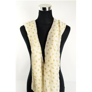 Polyester scarf 180cm-75cm New Summer Collection 77115