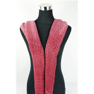 Polyester scarf 180cm-75cm New Summer Collection 77118