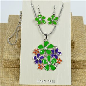 VISAGE ornament Hand painted New Collection 2020 Spring Summer 78047