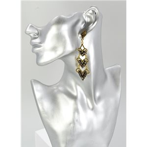 1p Earrings Vintage Earrings New Fashion Collection Spring 67436