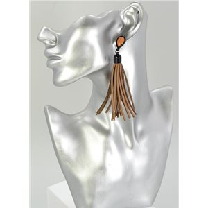 1p Earring Pendant Collection Leather 68075