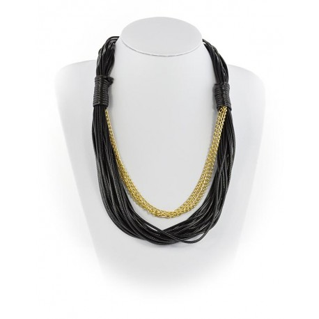 Fashion Necklace Summer Chains appearance Cordes sur L55cm 65602