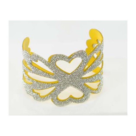 Bracelet Trend Color Glitter Junior 59785