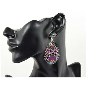 1p Earrings ATHENA TOP Ethnic Collection Summer 69422