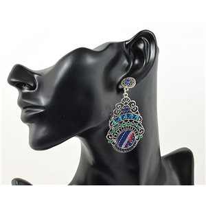 1p Earrings ATHENA TOP Ethnic Collection Summer 69423