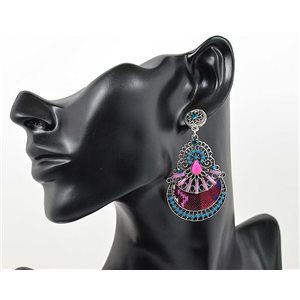 1p Earrings ATHENA TOP Ethnic Collection Summer 69426