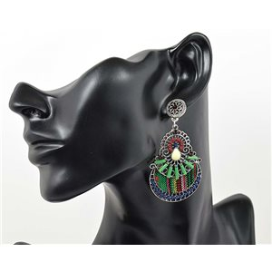 1p Earrings ATHENA TOP Ethnic Collection Summer 69428