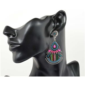 1p Earrings ATHENA TOP Ethnic Collection Summer 69438