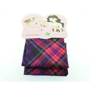 polyester hair band fashion Scottish width 7cm 70702
