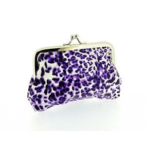 Porte monnaie PVC L13-H9cm Collection Panthere Leopard 70858