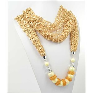 Collier Foulard Bijoux Polyester New Collection 70930